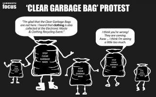 بررسی کیسه های زباله – کیسه پسماند – قسمت اول