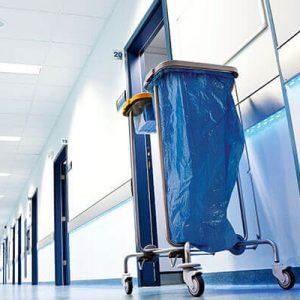 کیسه زباله بیمارستانی چه ویژگی هایی دارد